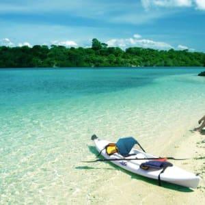 Höhepunkte Balis ab Südbali: Bali: Kayaking