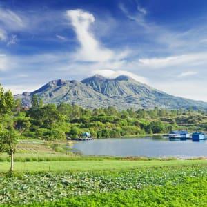 Trekking Mount Batur in Südbali: Bali Mount Batur