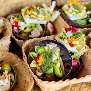 Höhepunkte Balis ab Südbali: Bali Offerings