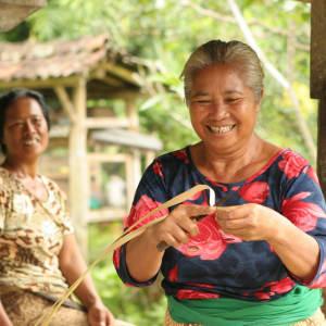 Nature et traditions à l'est de Bali de Sud de Bali: Bali people