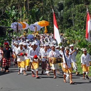 Höhepunkte Balis ab Südbali: Bali Procession