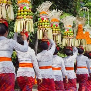 Nature et traditions à l'est de Bali de Sud de Bali: Bali Procession