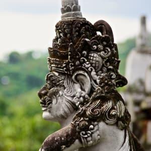 Bali compacte de Sud de Bali: Bali Pura Beji Temple