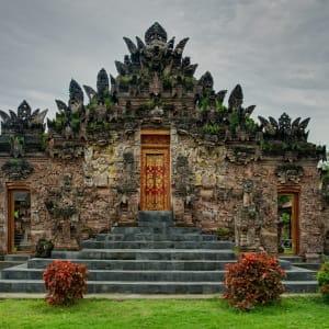 Höhepunkte Balis ab Südbali: Bali Pura Beji Temple