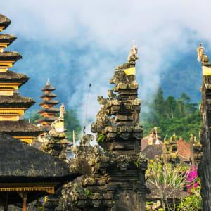 Bali compacte de Sud de Bali: Bali Pura Besakih Temple