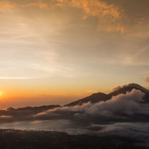 Höhepunkte Balis ab Südbali: Bali Sunrise view from Mount Batur