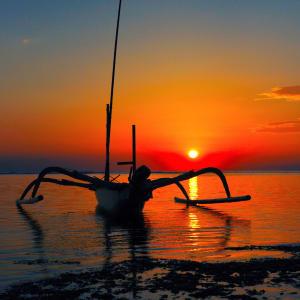 Bali compacte de Sud de Bali: Bali Sunset