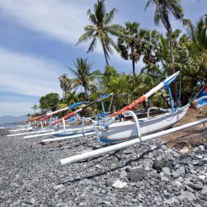 Höhepunkte Balis ab Südbali: Bali Tulamben Beach