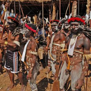 Papouasie – un voyage dans un autre temps de Jayapura: Baliem Festival, Papua (3)