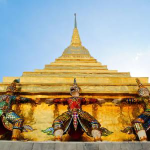 Glanzlichter Thailands ab Bangkok: Bangkok Grand Palace