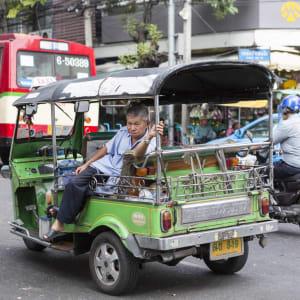 Streifzug durch Bangkoks Umgebung: Bangkok Tuk Tuk
