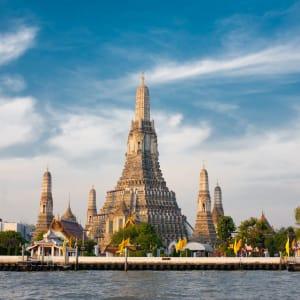 Streifzug durch Bangkoks Umgebung: Bangkok: Wat Arun
