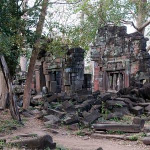 Battambang - le grenier à riz du Cambodge (Siem Reap - Ko Chang): Banteay Chhmar