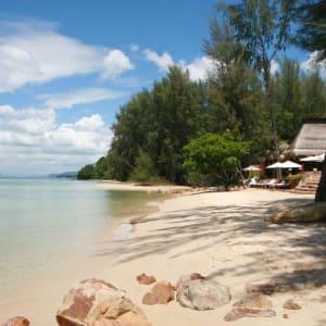 Individuelles Inselhüpfen in der Bucht von Phang Nga ab Phuket: beach: