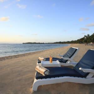 Nusa Dua Beach Hotel & Spa à Sud de Bali: