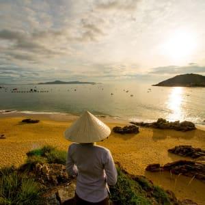 Les hauts lieux du Vietnam de Hanoi: beach: