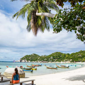 The Beach Club by Haadtien in Ko Tao: