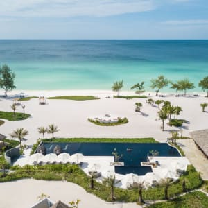 The Royal Sands Koh Rong in Sihanoukville & Inseln:  Aerial View