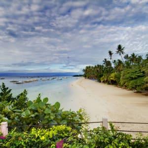 Amorita Resort in Bohol: Alona Beach View