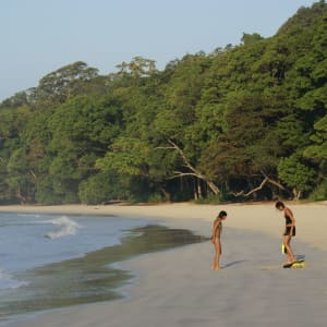 Barefoot at Havelock à Îles Andaman: Award Winning  Beach No 7