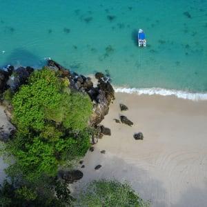 Awei Pila Resort in Mergui Archipel: Awei Pila-Secluded Pristine Beach