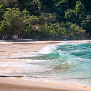 Awei Pila Resort in Mergui Archipel: Beach