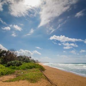 Aditya Resort à Hikkaduwa: Beach