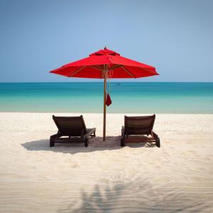 Anantara Rasananda Koh Phangan Villas in Ko Phangan: Beach