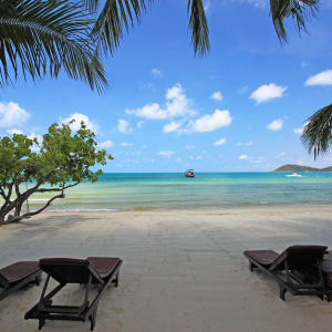 Le Vimarn Cottages & Spa in Ko Samed: Beach