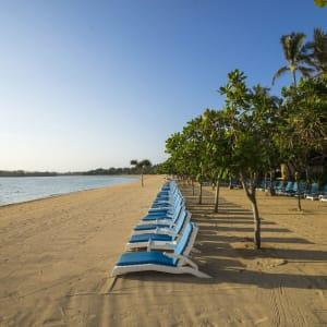 Nusa Dua Beach Hotel & Spa à Sud de Bali: Beach
