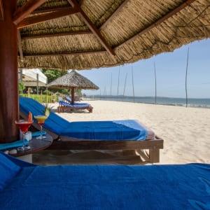 Blue Ocean Resort à Phan Thiet: Beach