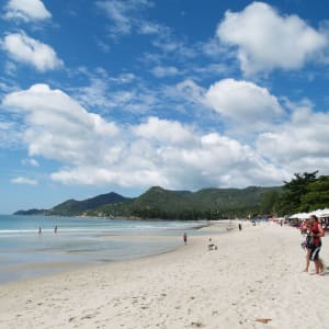 Chaweng Cove Beach Resort in Ko Samui: Beach