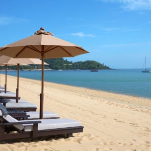 Bo Phut Resort & Spa à Ko Samui: Beach