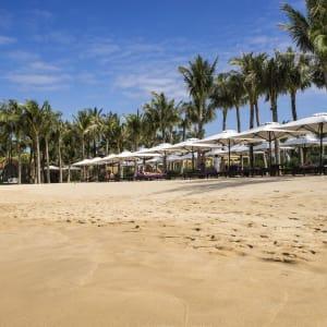 Salinda Resort in Phu Quoc: Beach