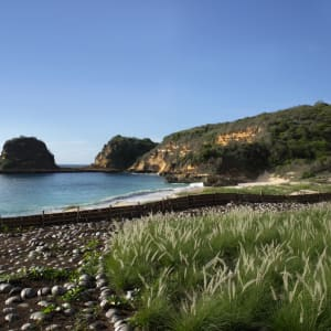 Jeeva Beloam Beach Camp in Lombok: Beach
