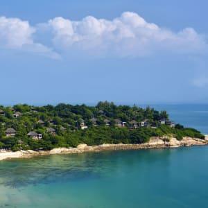 Six Senses Samui in Ko Samui: Beach