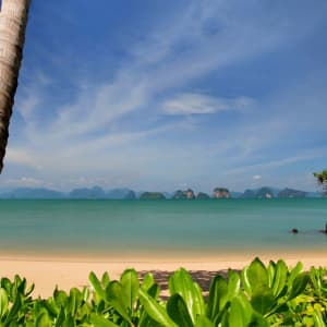 Six Senses Yao Noi in Ko Yao:  Beach
