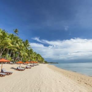 Santiburi Koh Samui à Ko Samui: Beach