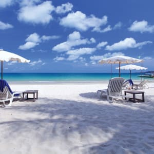 Sai Kaew Beach Resort in Ko Samed: Beach