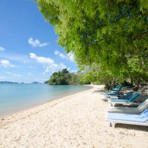 Paradise Koh Yao in Ko Yao: Beach