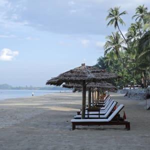 Ngapali Bay Villas & Spa: Beach