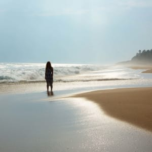 The Travancore Heritage in Kovalam: Beach