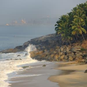 Niraamaya Retreats Surya Samudra à Kovalam: Beach