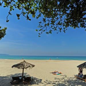 Thande Beach Hotel à Ngapali: Beach