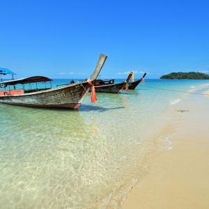 Dusit Thani Krabi Beach Resort: Beach