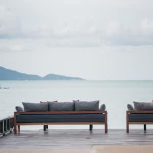 Peace Resort à Ko Samui: Beach