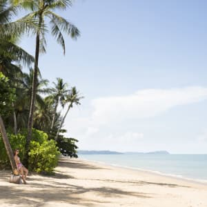 JW Marriott Khao Lak Resort & Spa: beach