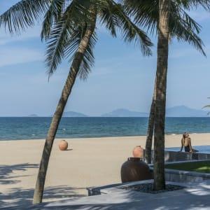Four Seasons Resort The Nam Hai à Hoi An: Beach