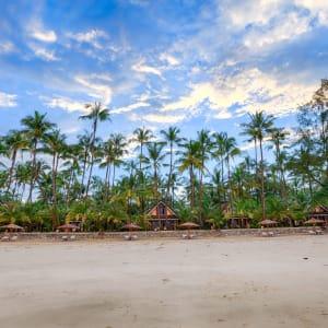 Sandoway Resort à Ngapali: Beach