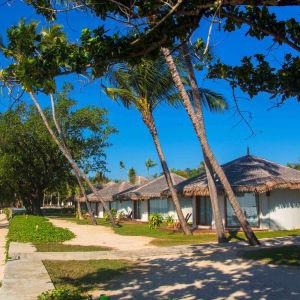 Pristine Mermaid Resort in Ngapali: Beach and Mermaid Suite